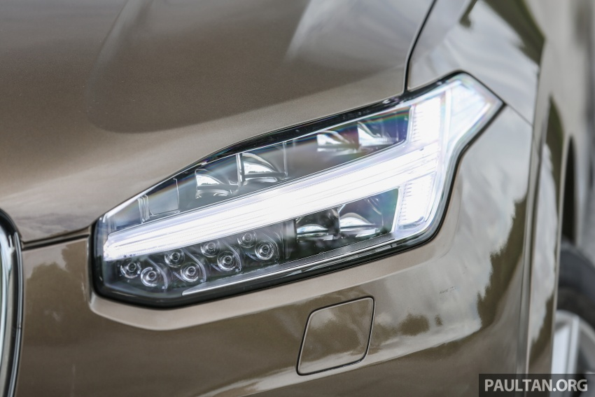 GALLERY: Volvo 90 Series trio – S90, V90 and XC90 Image #641025