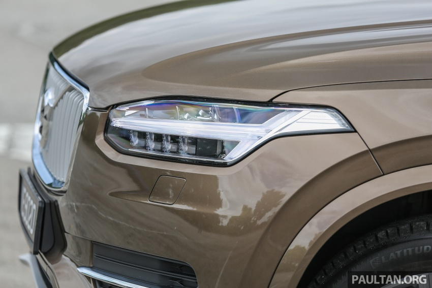 GALLERY: Volvo 90 Series trio – S90, V90 and XC90 Image #641026