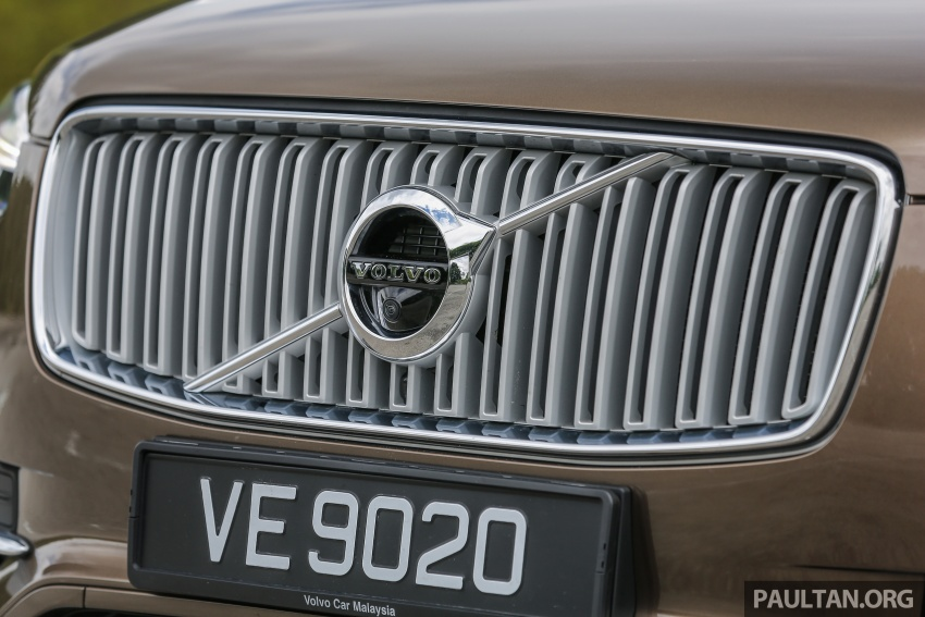 GALLERY: Volvo 90 Series trio – S90, V90 and XC90 Image #641028