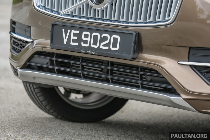 GALLERY: Volvo 90 Series trio – S90, V90 and XC90 Image #641029