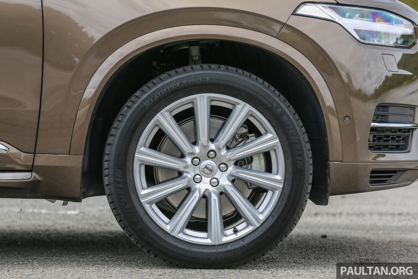 GALLERY: Volvo 90 Series trio – S90, V90 and XC90 Image #641030