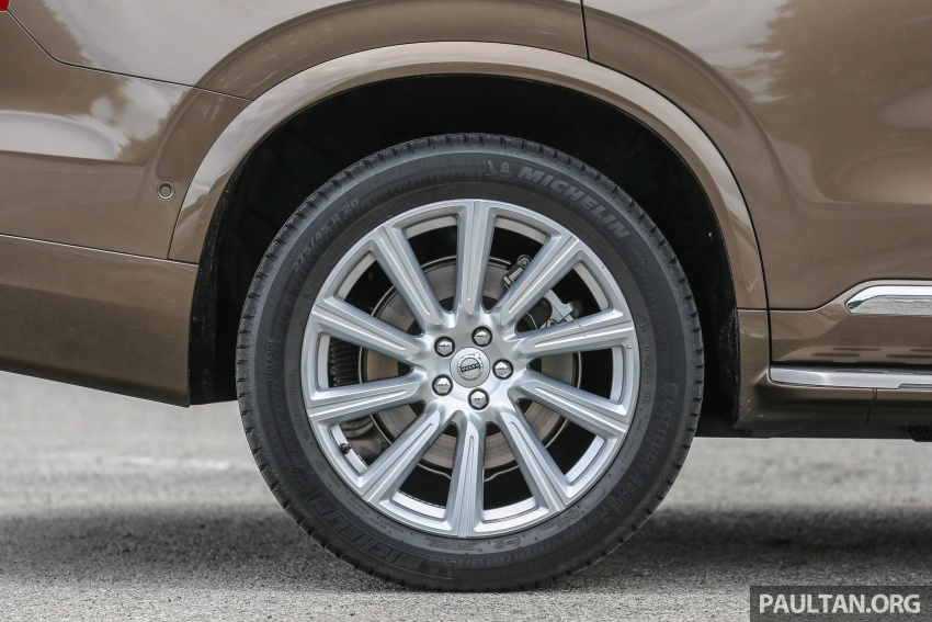 GALLERY: Volvo 90 Series trio – S90, V90 and XC90 Image #641037