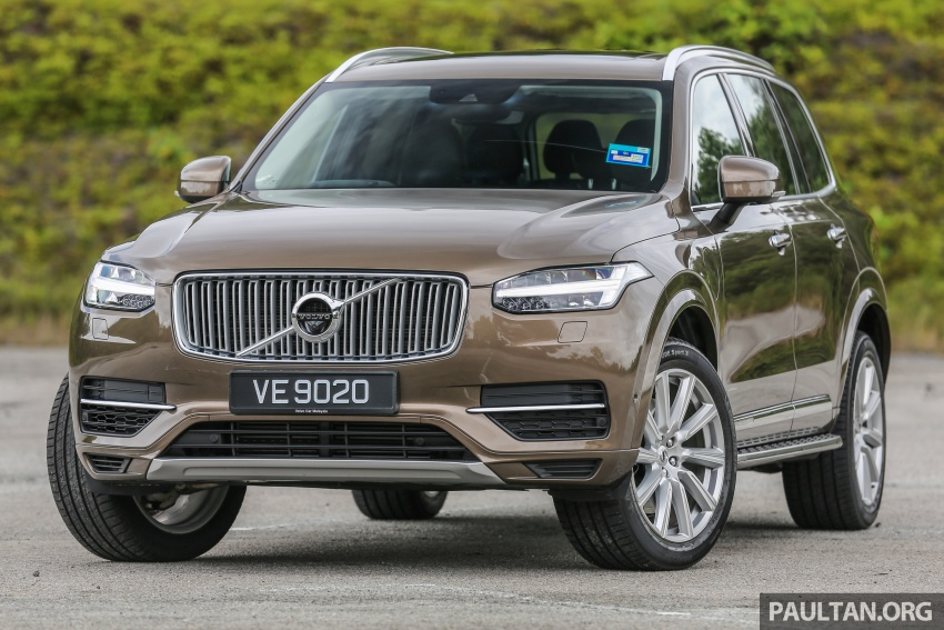 GALLERY: Volvo 90 Series trio – S90, V90 and XC90 Image #641013