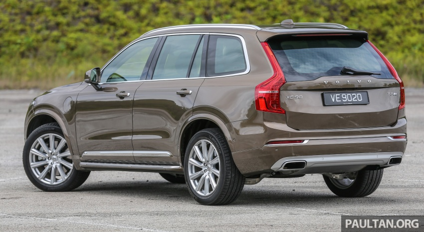GALLERY: Volvo 90 Series trio – S90, V90 and XC90 Image #641014