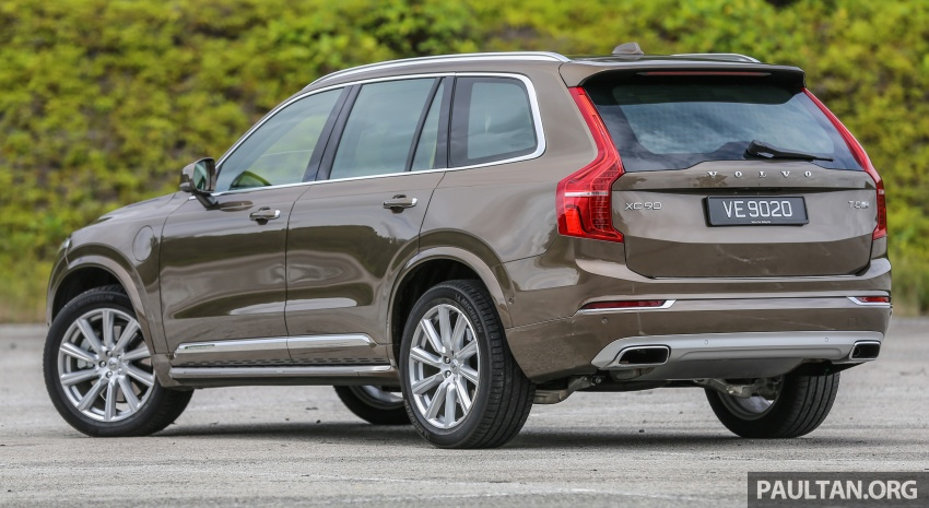 GALLERY: Volvo 90 Series trio – S90, V90 and XC90 Image #641015