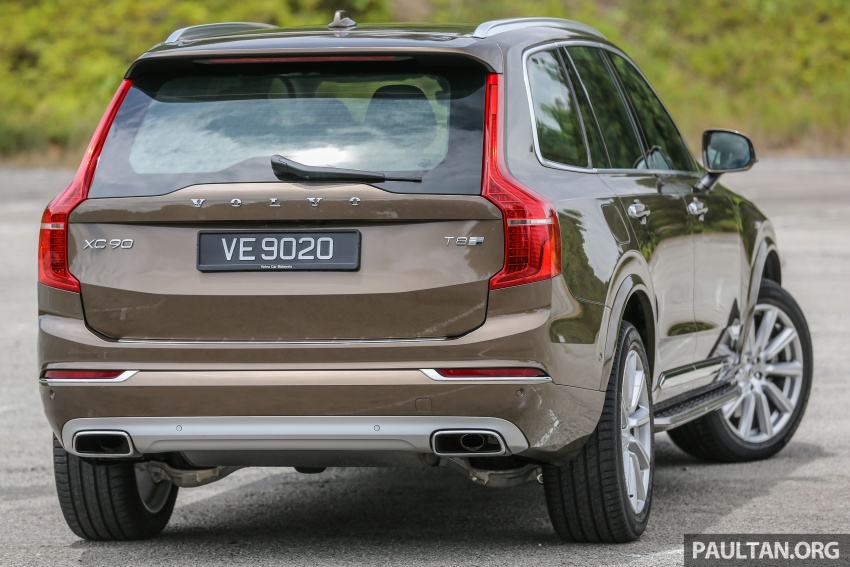 GALLERY: Volvo 90 Series trio – S90, V90 and XC90 Image #641016