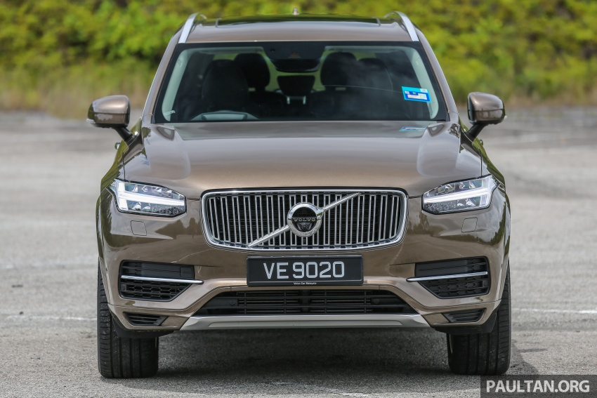 GALLERY: Volvo 90 Series trio – S90, V90 and XC90 Image #641018