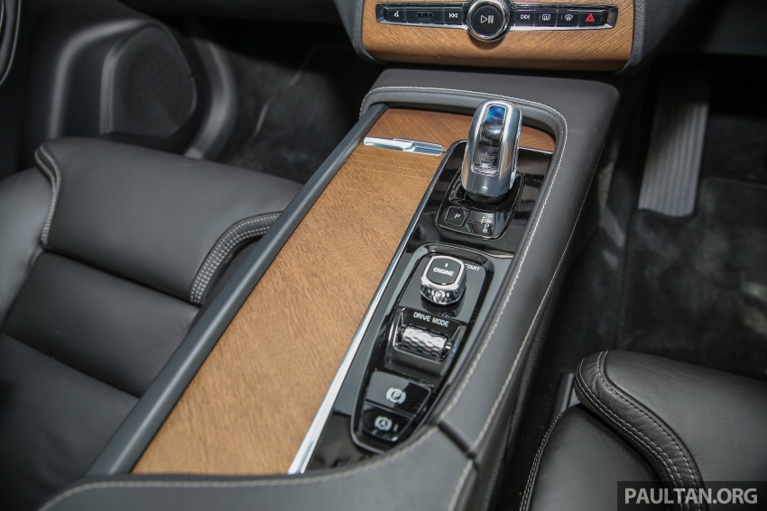 GALLERY: Volvo 90 Series trio – S90, V90 and XC90 Image #641063