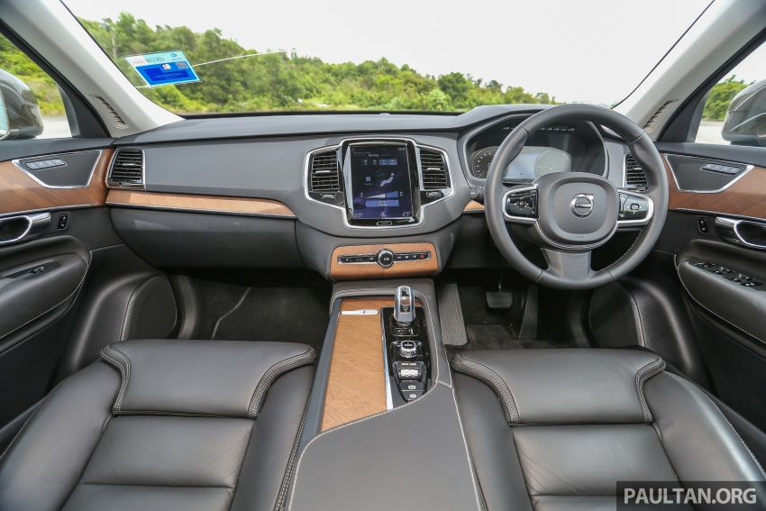 GALLERY: Volvo 90 Series trio – S90, V90 and XC90 Image #641048