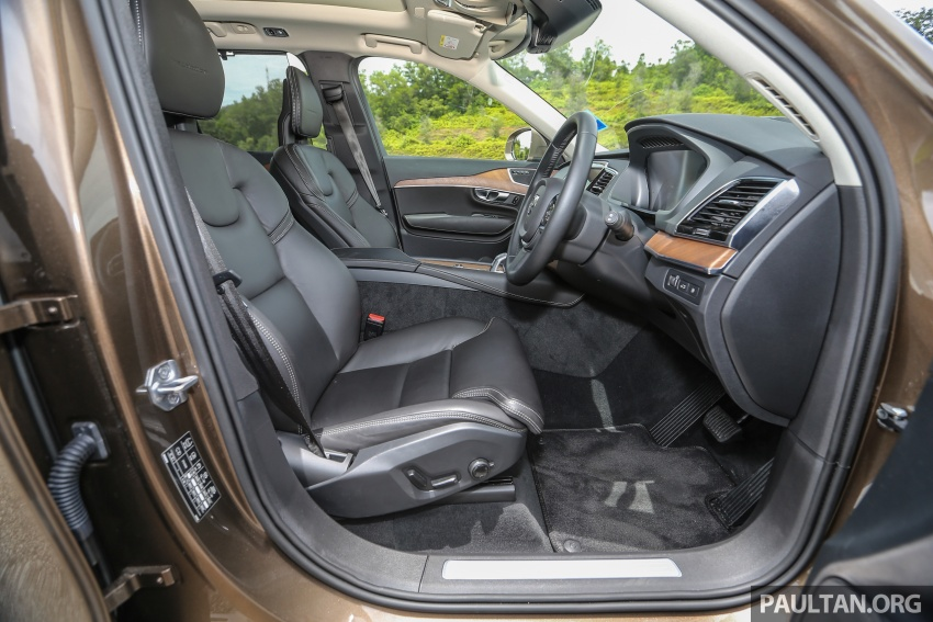 GALLERY: Volvo 90 Series trio – S90, V90 and XC90 Image #641083