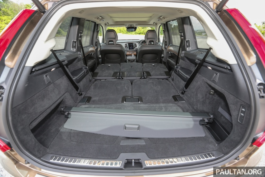 GALLERY: Volvo 90 Series trio – S90, V90 and XC90 Image #641091