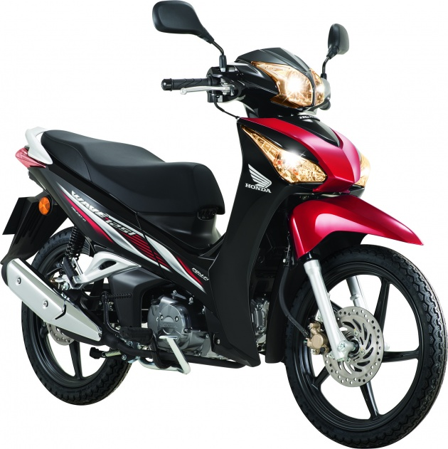 Malaysian Distributor For Honda Motorcycles Boon Siew Has Announced The Release Of 2017 Wave 125i Targetted At Premium End