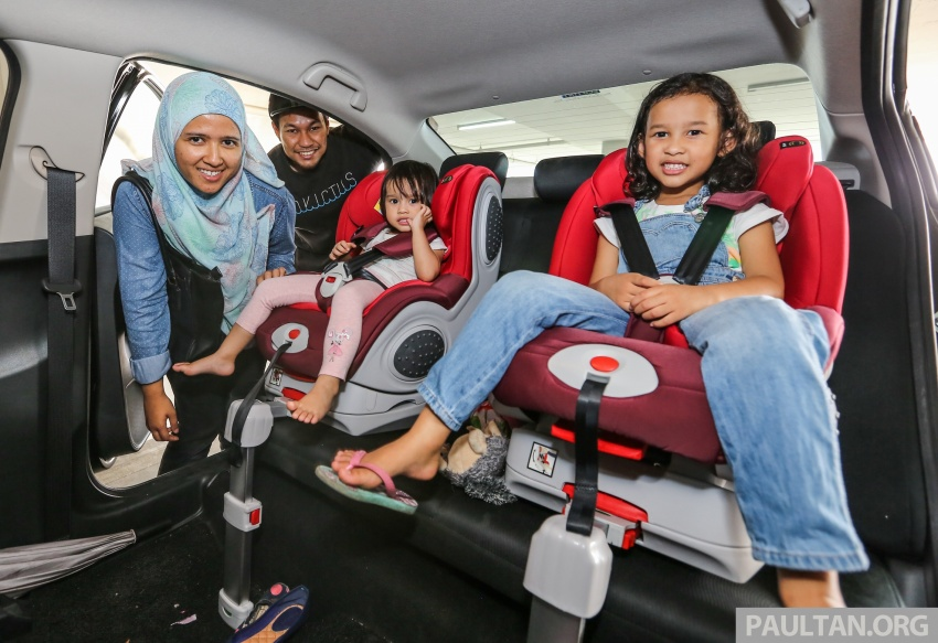 Consumer association calls for the use of child seats to be made compulsory without any further delay Image #651140