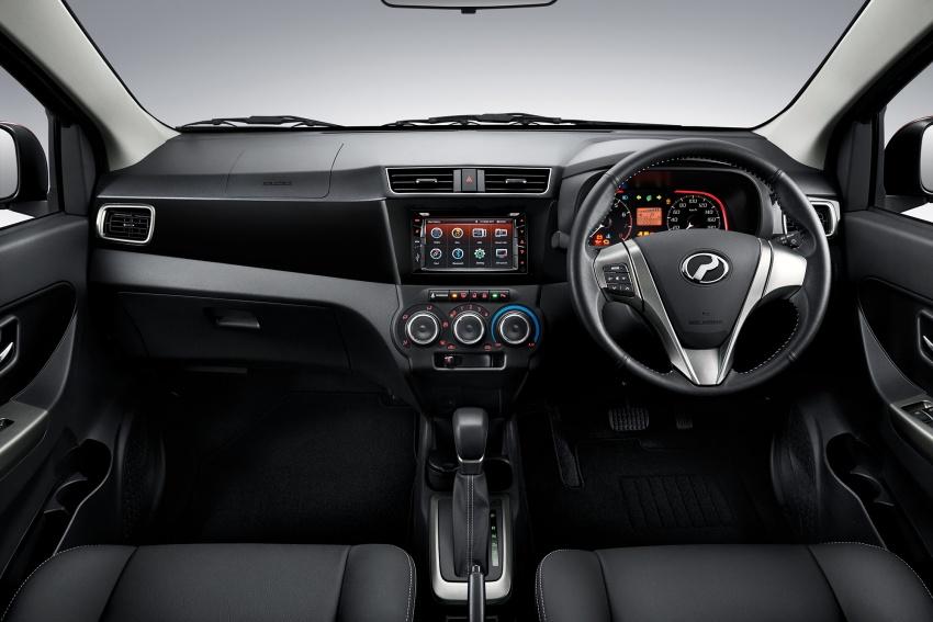 Perodua Bezza 2017 terima suntikan minor – bampar belakang lebih kemas, kabin dipertingkat, harga kekal Image #646040