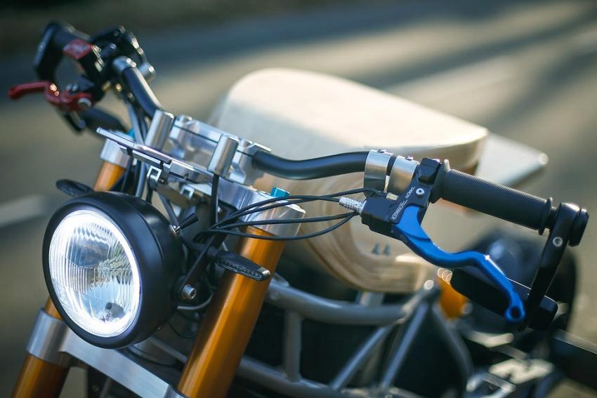 Essence E-Raw – motosikal elektrik 107 hp RM258k Image #643438