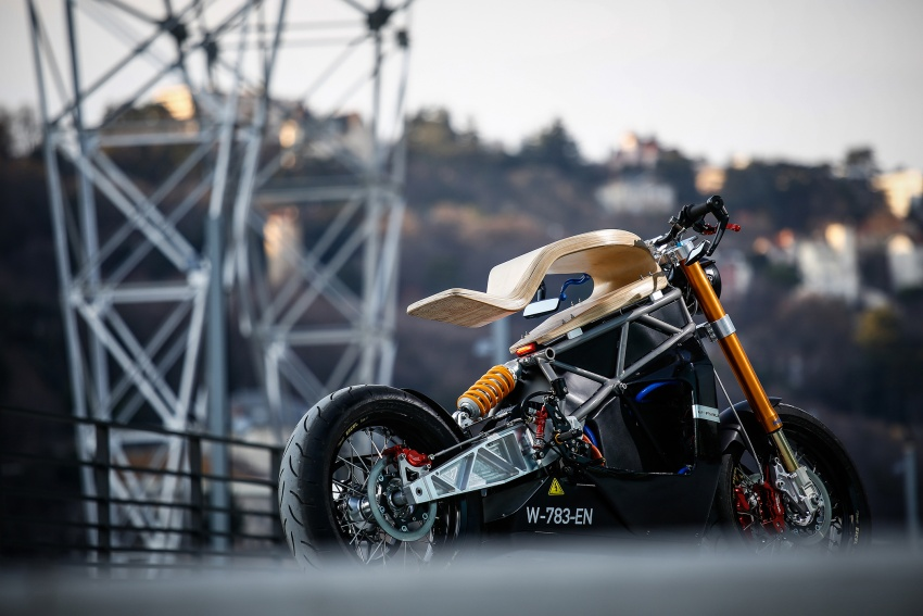 Essence E-Raw – motosikal elektrik 107 hp RM258k Image #643425