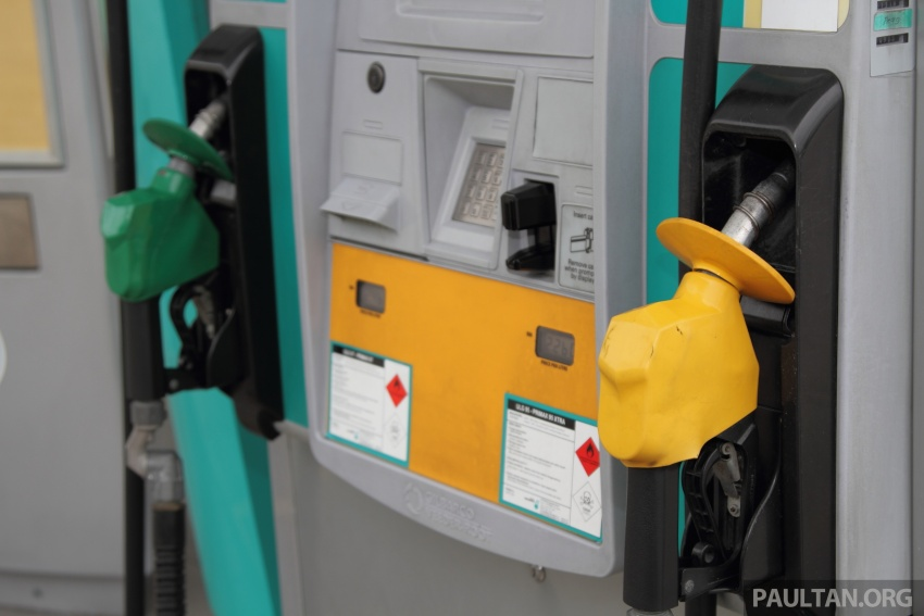 April 2017 week three fuel pricing – RON 95 up eight sen to RM2.24, diesel also up eight sen to RM2.16 Image #644147
