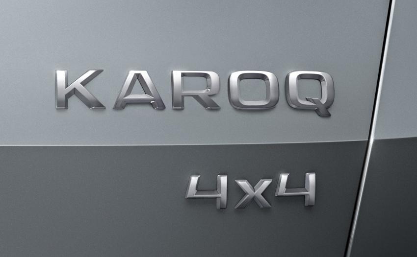 Skoda Karoq – Yeti replacement to debut on May 18 Image #652493