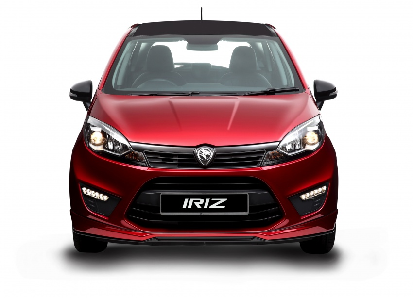 GALLERY: 2017 Proton Iriz preview – full pix, details Image #663135