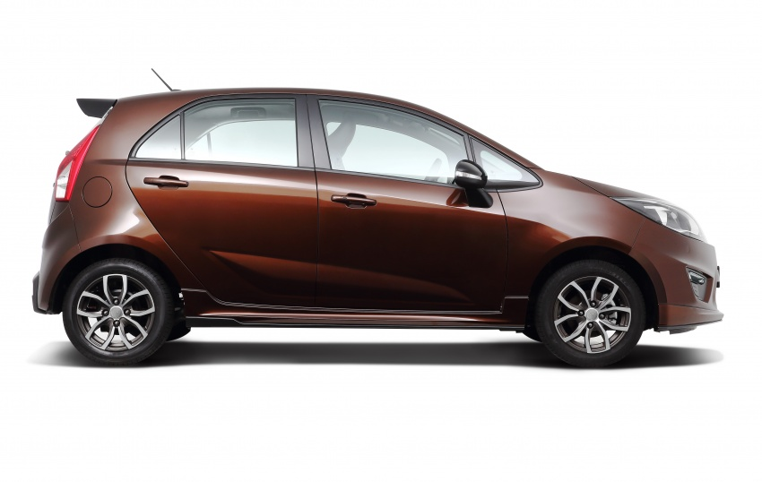 GALLERY: 2017 Proton Iriz preview – full pix, details Image #663149