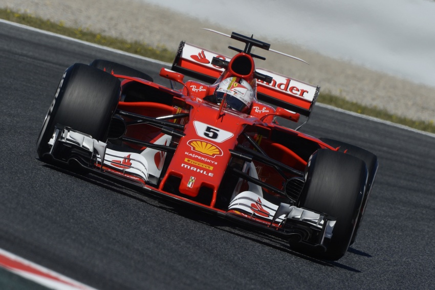 2017 Spanish GP – Hamilton victory closes title race Image #658386