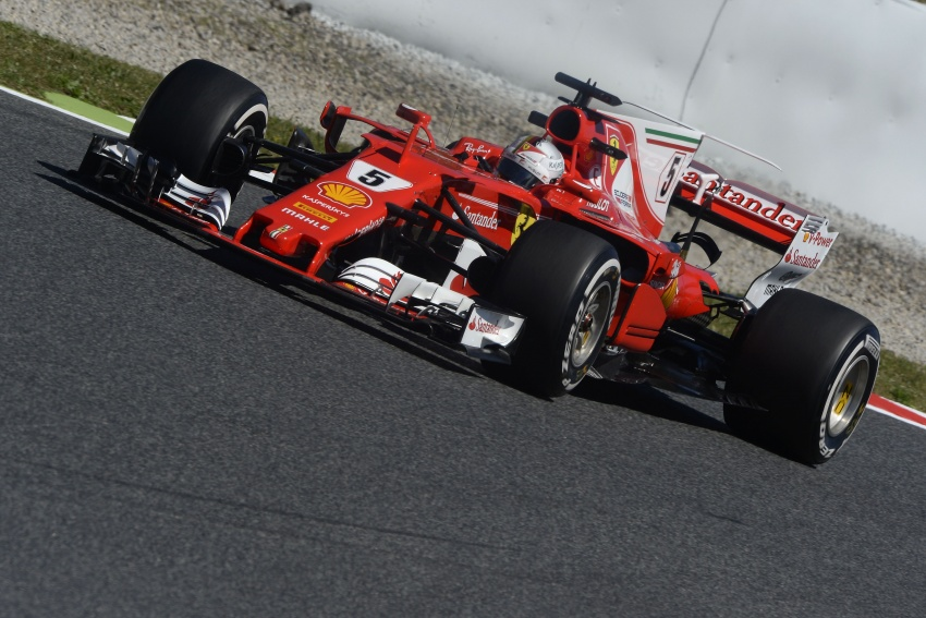 2017 Spanish GP – Hamilton victory closes title race Image #658391