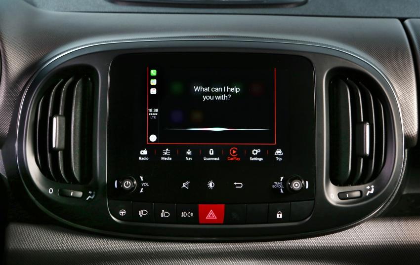 Fiat 500L MPV gets subtle facelift – new looks, tech Image #662122