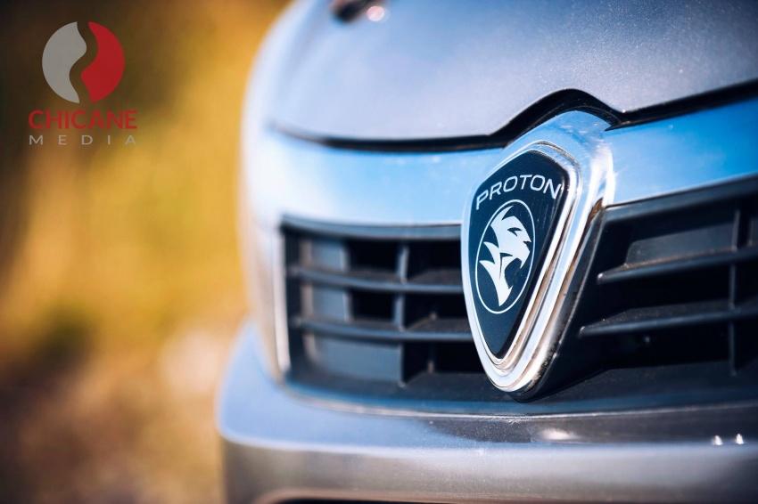 Proton Iriz R5 – first official photos of new rally car Image #660622