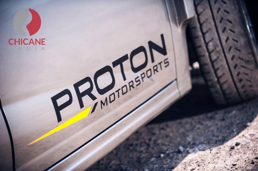 Proton Iriz R5 – first official photos of new rally car Image #660632