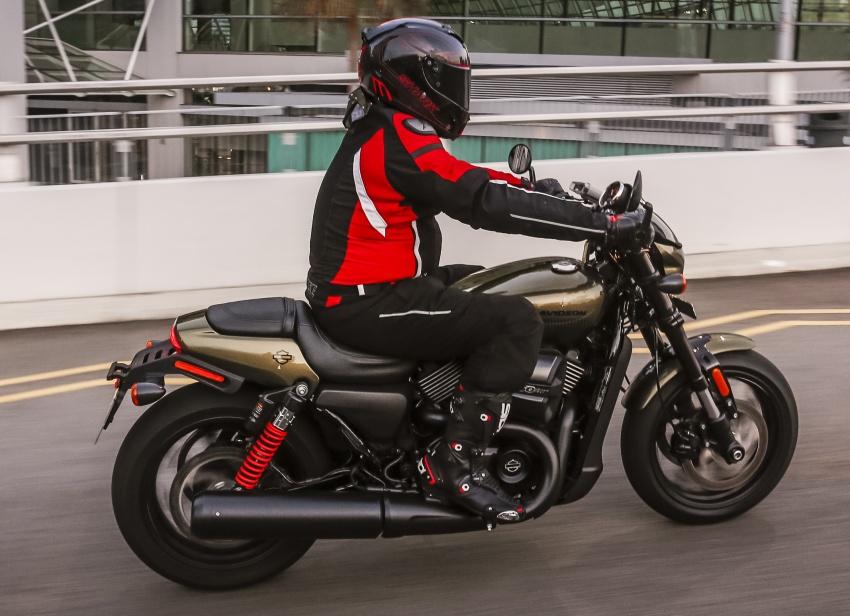 Ride impression: 2017 Harley-Davidson Street Rod 750 Image #657195