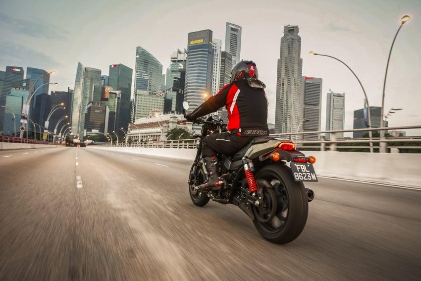 Ride impression: 2017 Harley-Davidson Street Rod 750 Image #657203