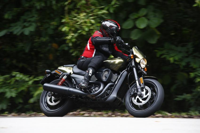 Ride impression: 2017 Harley-Davidson Street Rod 750 Image #657183