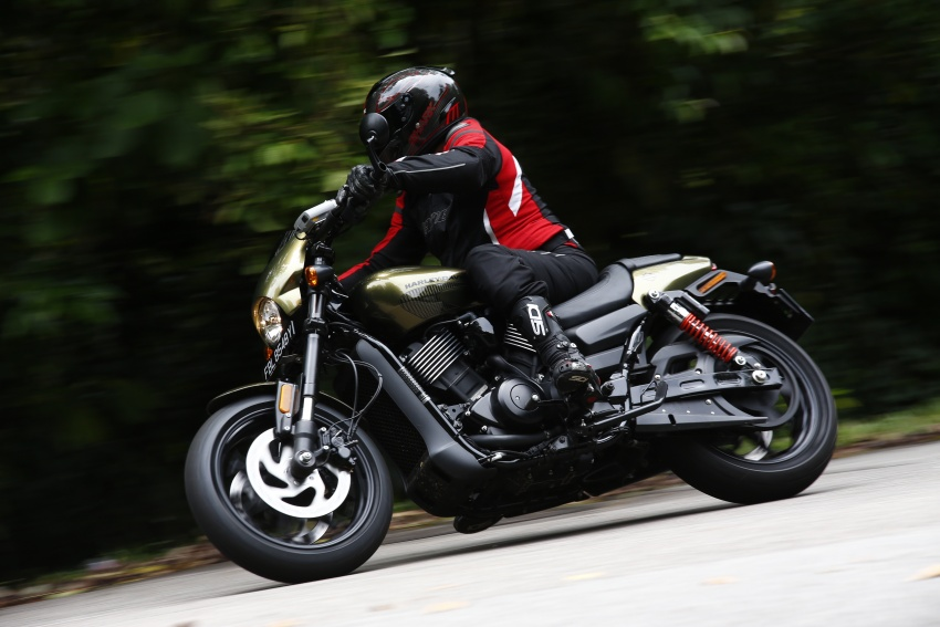 Ride impression: 2017 Harley-Davidson Street Rod 750 Image #657185