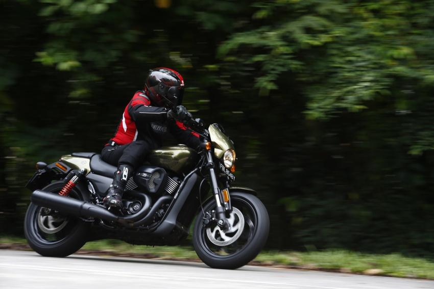 Ride impression: 2017 Harley-Davidson Street Rod 750 Image #657188