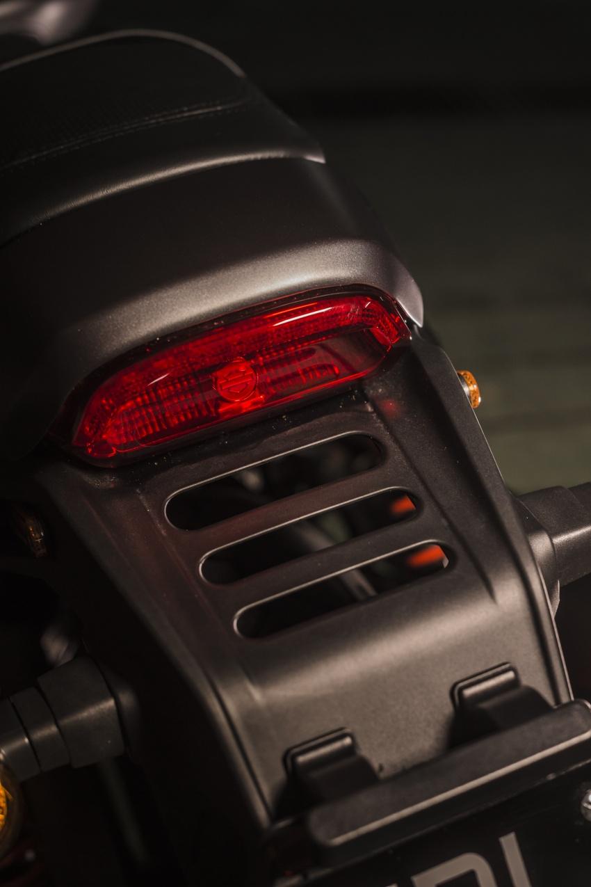 Ride impression: 2017 Harley-Davidson Street Rod 750 Image #657242