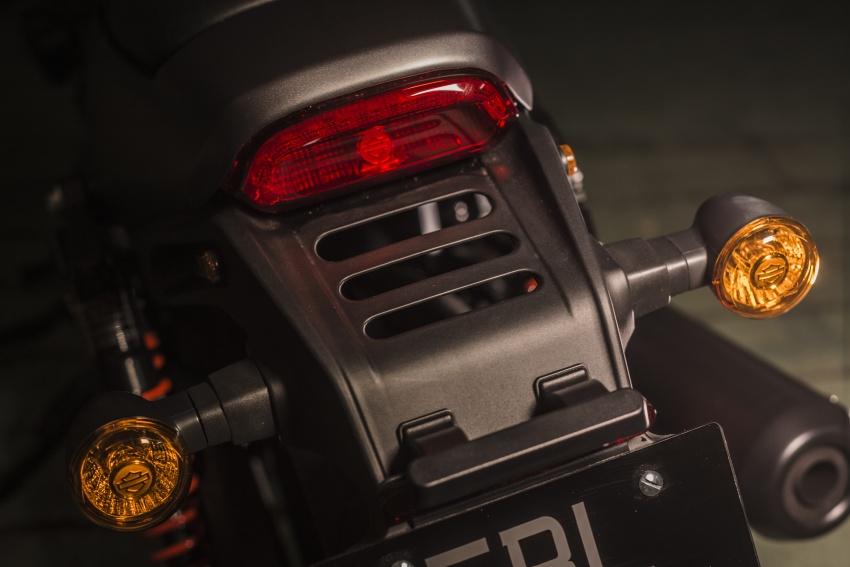 Ride impression: 2017 Harley-Davidson Street Rod 750 Image #657243