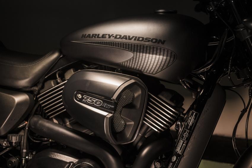 Ride impression: 2017 Harley-Davidson Street Rod 750 Image #657252