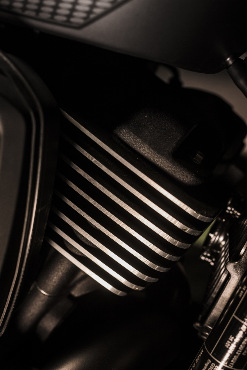 Ride impression: 2017 Harley-Davidson Street Rod 750 Image #657254