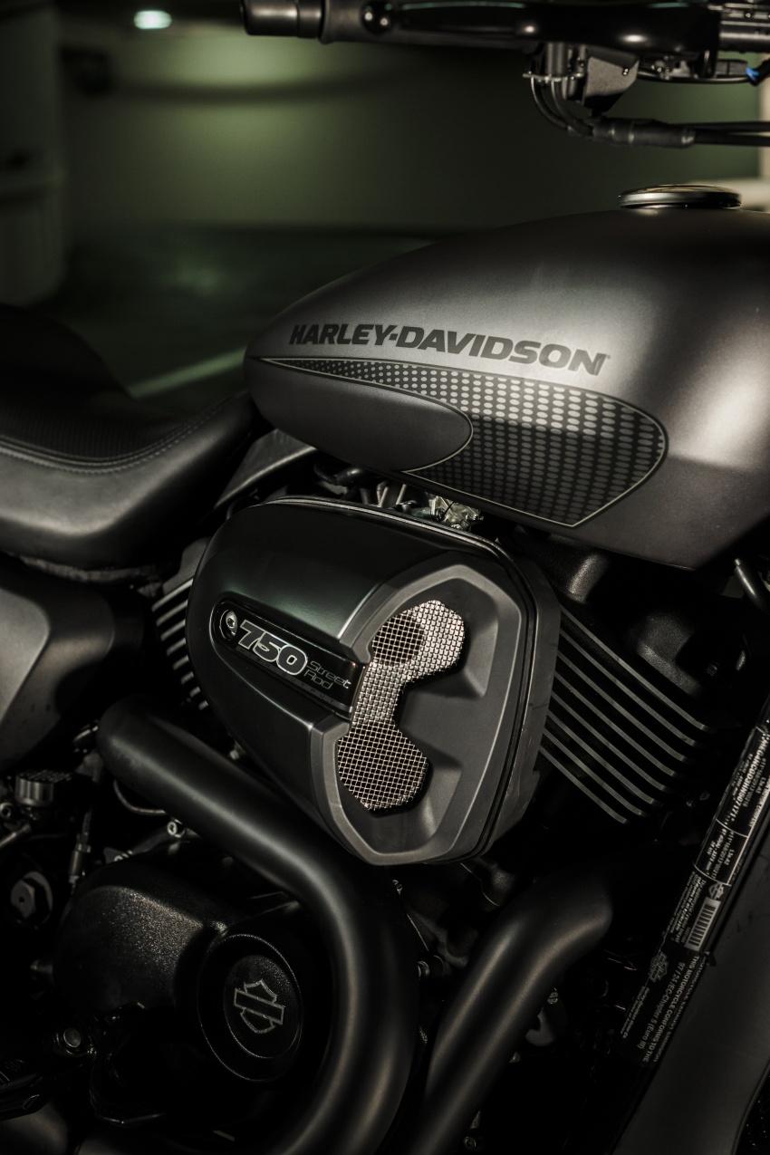 Ride impression: 2017 Harley-Davidson Street Rod 750 Image #657275