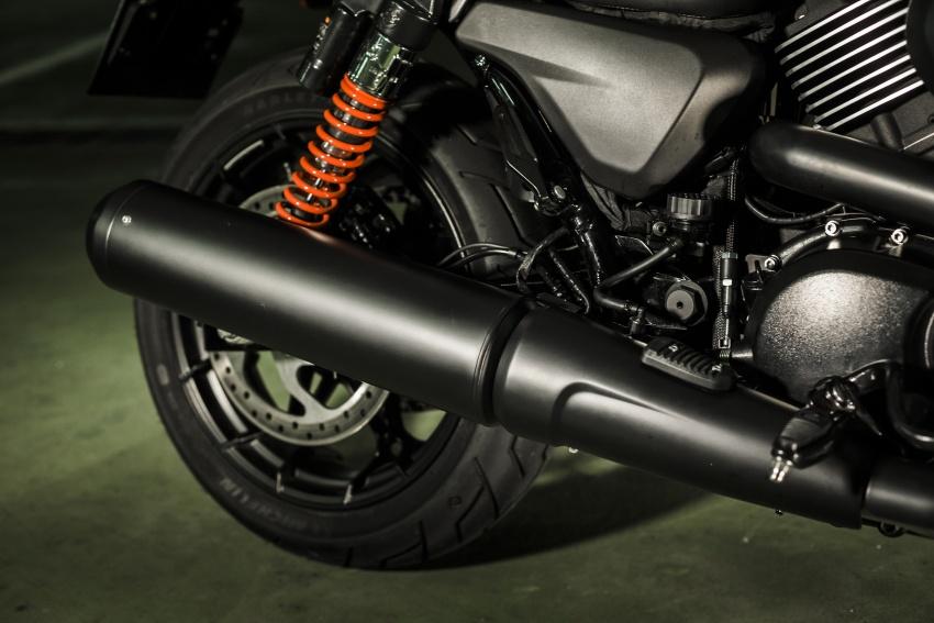 Ride impression: 2017 Harley-Davidson Street Rod 750 Image #657276