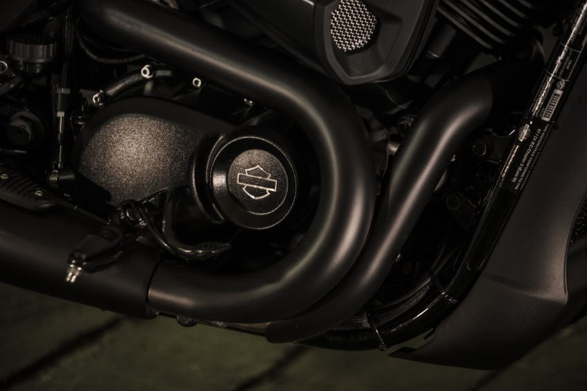 Ride impression: 2017 Harley-Davidson Street Rod 750 Image #657230
