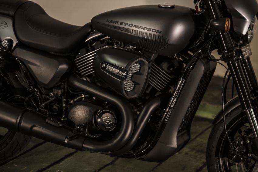 Ride impression: 2017 Harley-Davidson Street Rod 750 Image #657234
