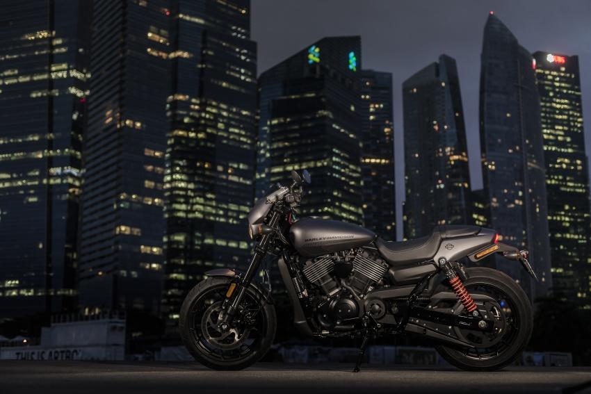Ride impression: 2017 Harley-Davidson Street Rod 750 Image #657223