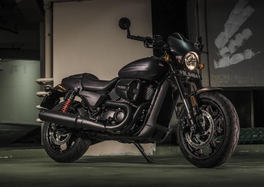 Ride impression: 2017 Harley-Davidson Street Rod 750 Image #657216
