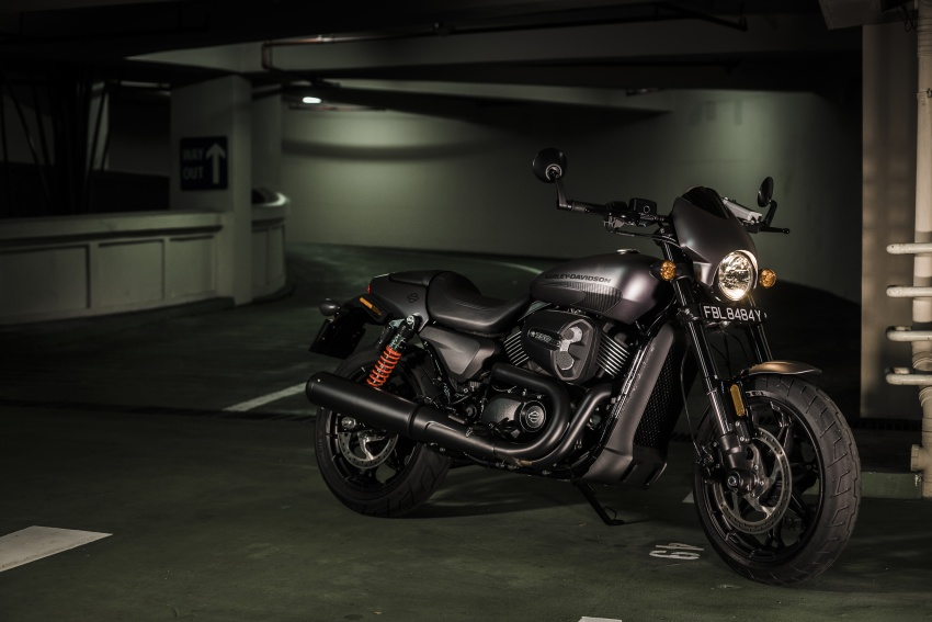 Ride impression: 2017 Harley-Davidson Street Rod 750 Image #657217