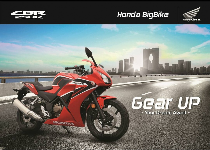 2017 Honda CBR250R in Malaysia – from RM21,940 Image #659750