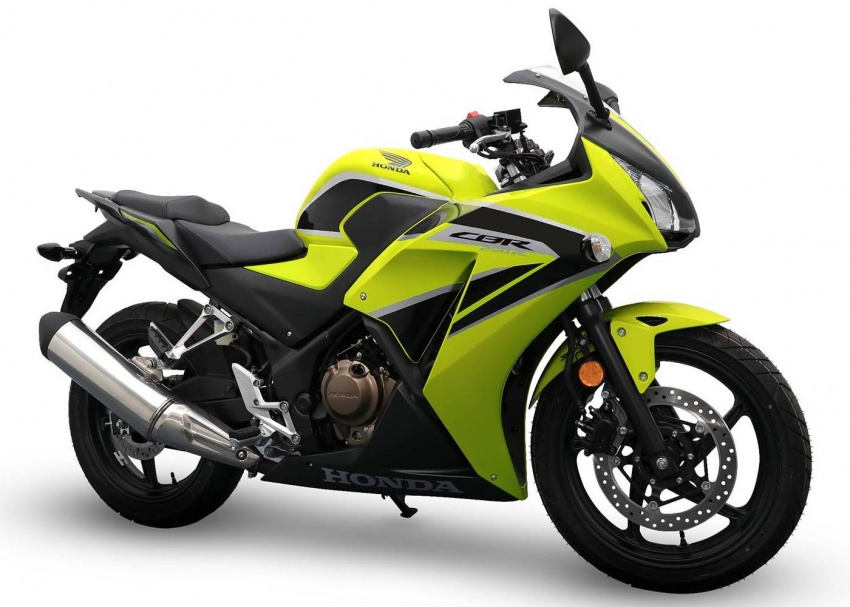 2017 Honda CBR250R in Malaysia – from RM21,940 Image #659776