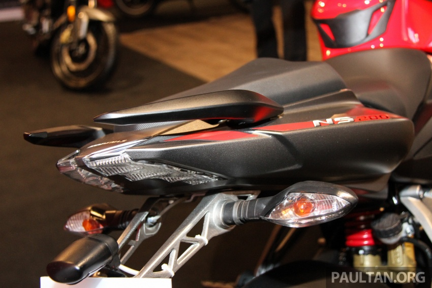 2017 Modenas Pulsar NS200 and RS200 launched – RM9,222 for NS200, RM11,342 for RS200 Image #660871