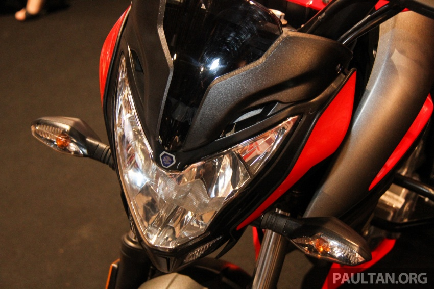2017 Modenas Pulsar NS200 and RS200 launched – RM9,222 for NS200, RM11,342 for RS200 Image #660873