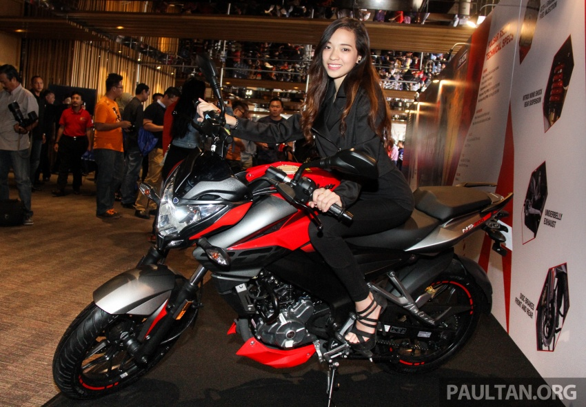2017 Modenas Pulsar NS200 and RS200 launched – RM9,222 for NS200, RM11,342 for RS200 Image #660876